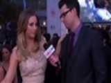 Kaley Cuoco - Red Carpet Interview - Season 38