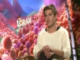 Dr. Seuss' The Lorax - Interview With Zac Efron