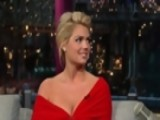 David Letterman - SI Swimsuit Model, Kate Upton - Season 19 - Episode 3628