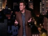 David Letterman - Comedian Brian Regan - Season 19 - Episode 3587