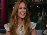 David Letterman - Jennifer Lopez On Marc Anthony - Season 19 - Episode 3617