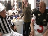 David Letterman - Backstage With Bill Murray And Regis - Season 19 - Episode 3618