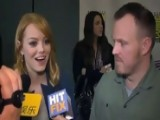 Emma Stone And Marc Webb Talk 'The Amazing Spider-Man' At SuperCon 2012