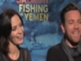 Ewan McGregor, Emily Blunt On Salmon Fishing In The Yemen