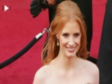 Fashion Time Warp: Jessica Chastain 03 01 2012 - Season 6 - Episode 1