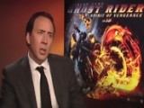 Ghost Rider: Spirit Of Vengeance - Nicolas Cage Interview
