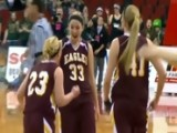 High School Girl Hits 55-foot Shot At Buzzer