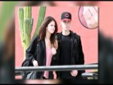 Justin Bieber Gives A Ring To Selena Gomez