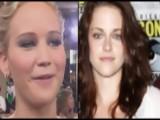 Jennifer Lawrence Disses Kristen Stewart