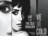 Penelope Cruz Shows Some Skin For PETA's Anti-Fur Campaign
