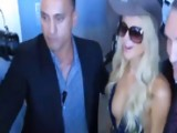 Paris Hilton And Celebrities Open Australian Nightclub