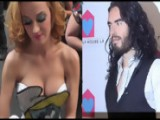 Russell Brand And Katie Perry Back To India