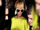 Rihanna's Mystery Neck Mark At BRYS Afterparty
