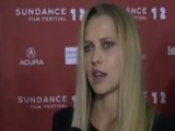 Sundance 2012 - Teresa Palmer Of 'Wish You Were Here'