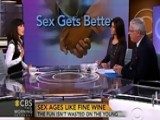 Sex Better For Older Women: Survey