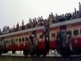 Typical Indian Train