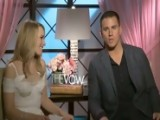 The Vow - Interview With Rachel McAdams & Channing Tatum