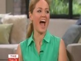 The Talk - Erika Christensen On Neil Diamond & Cycling - Season 2 - Episode 88