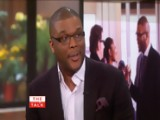 The Talk - Tyler Perry On 'Good Deeds' & Madea Surprise - Season 2 - Episode 115