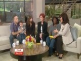 The Talk - Cheerios Partnership: Meet The Raya Family - Season 2 - Episode 48
