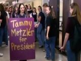 Tammy Runs For President