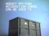 Agency Headquarters: Agency Pattern Recognition Cards