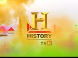HISTORY Channel India -Holi Ident