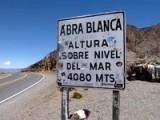 Argentina '11-'12 : Salinas Grandes & Purmamarca December 2011