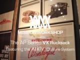 AP Series VX Rucksack Featuring The Arkiv Closure System