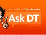 Ask DT – Problem Lesson 20 Introduction To Maya 2012