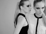 Anna Ekomasova Backstage Dasha & Sasha