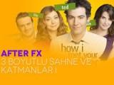 After Effects 3 Boyutlu Sahne Ve Katmanlar I