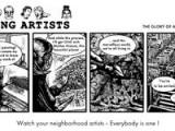 AMONG ARTISTS - 01