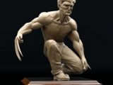Blender Turntable Sculpt Wolverine WIP - 2nd Update