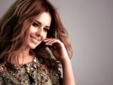 Behind The Scenes: Cheryl Cole By Tesh For Marie Claire UK May 2012