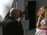 Behind The Scenes: Heidi Klum By Norman Jean Roy For Allure May 2012