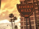 Beverly Hills Sign -- HDR Timelapse