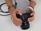 Canon 5D MKII Port Protector From SmallHD