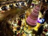 Hong Kong Christmas 2011 - Time Lapse