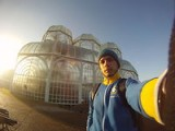 HD GoPRO Time Lapse : Good Morning, Curitiba! @ Botanical Garden - Brazil
