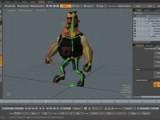 Modo 601: FBX Export Skinned Character