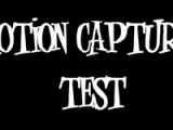 Panda Motion Capture Test