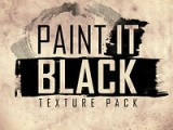 Paint It Black Texture Pack