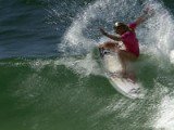 Roxy Pro Presented By Land Rover: RD4 QF Highlights
