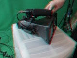 Sony Stereoscopic 3D Camcorder TD10 & NX3D1 Base Extender From Cyclopital 3D Review - Part 1