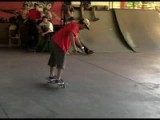 SK8VER - FINAL GAME OF S.K.A.T.E. Rafinha VS Claudio Junio