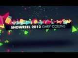 Showreel 2012 Mr.G