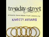 TrendzyStreet Presents Knotty Affairs Art Jewelry