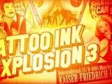 Tattoo Ink Explosion 3 - Teaser