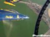 Blue Angels Practice POV